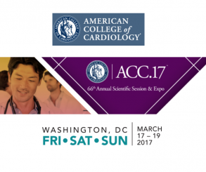 AMERICAN COLLEGE OF CARDIOLOGY 2017