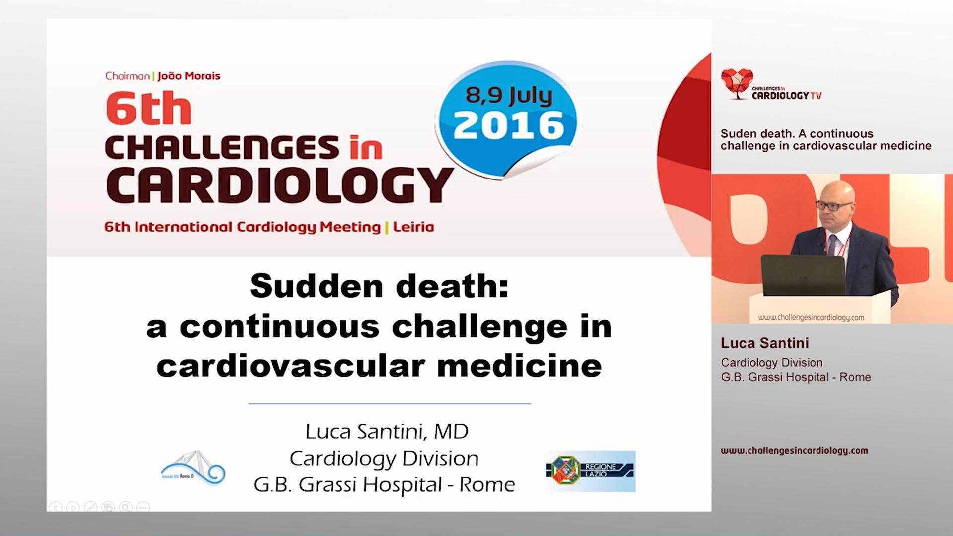 Luca Santini - 6th Challenges