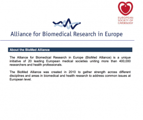 Alliance for Biomedical Research in Europe