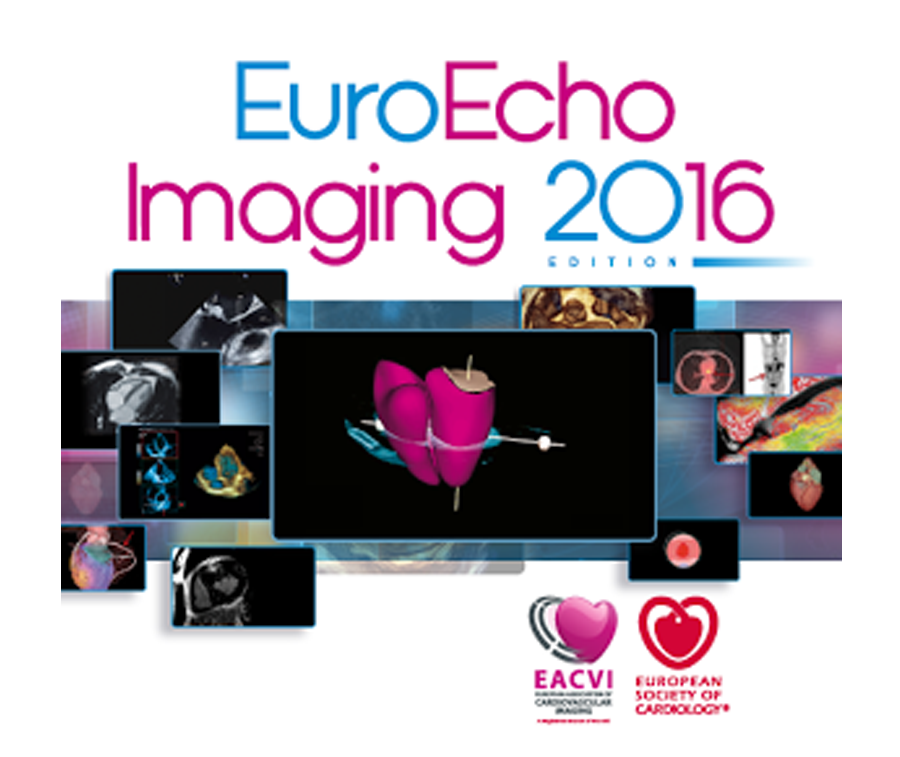 Euro echo imaging 2016