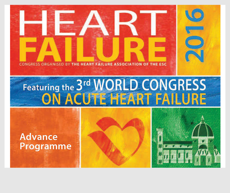 Heart Failure Congress 2016